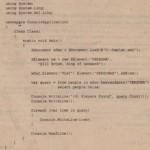 Working Around the XML Document