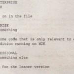 The C# Preprocessor Directives